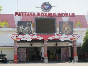 Muay Thai Box Arena