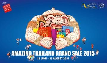Pattaya Grand Sale 2015